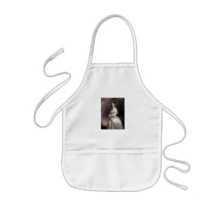 The Young Queen Victoria Aprons