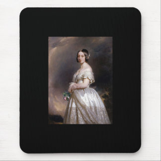 The Young Queen Victoria Mouse Pad