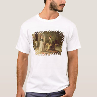 The Young Sculptress (oil on canvas) T-Shirt