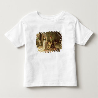 The Young Sculptress (oil on canvas) Toddler T-shirt