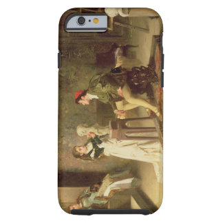 The Young Sculptress (oil on canvas) Tough iPhone 6 Case