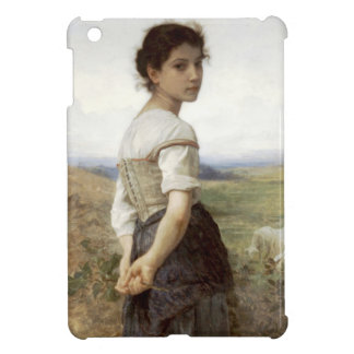 The Young Shepherdess - The Young Girl iPad Mini Cover