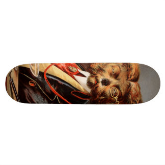 The Young Swell Skateboard