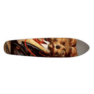 The Young Swell Custom Skate Board