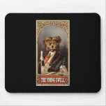 The Young Swell tobacco Mouse Pad