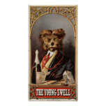 The Young Swell tobacco Poster