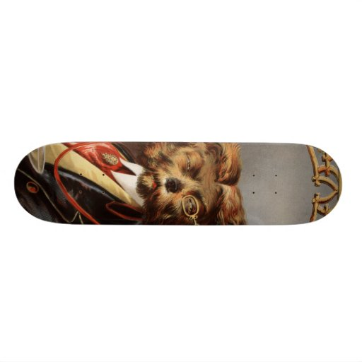 The Young Swell tobacco Skateboards