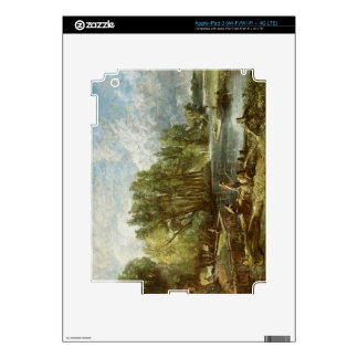 The Young Waltonians - Stratford Mill, c.1819-25 ( Skins For iPad 3