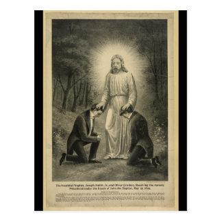 The Youthful Prophet Joseph Smith Jr. (1898) Postcard