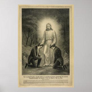 The Youthful Prophet Joseph Smith Jr. (1898) Poster