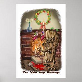 The Yule Logs Revenge Style II Print