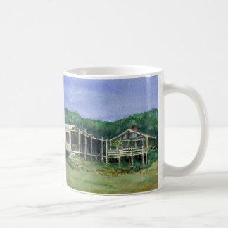 The Zack House, Lighthouse Road by Arnold Zack Coffee Mug