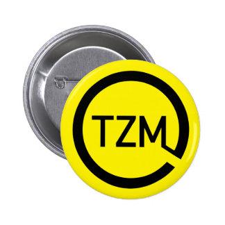 The zeitgeist Movement Logo Button