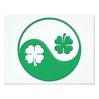 The Zen Of The Irish Card