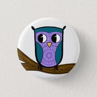 The Zen Owl Button