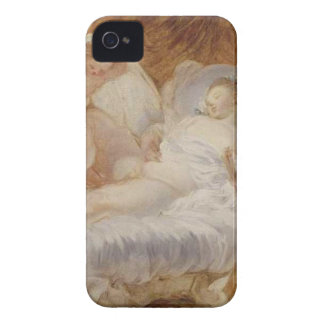 The Zenith by Jean-Honore Fragonard iPhone 4 Covers