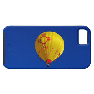 The Zia Hot Air Balloon iPhone SE/5/5s Case