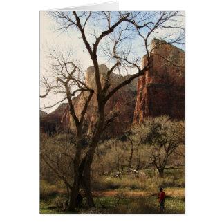 The Zion Tourist Card