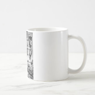 The zipper coffee mug