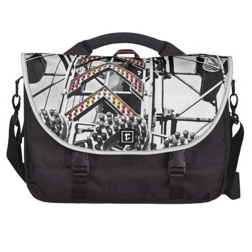 The zipper commuter bags