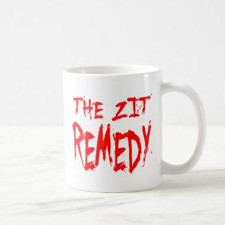 The Zit Remedy Coffee Mug