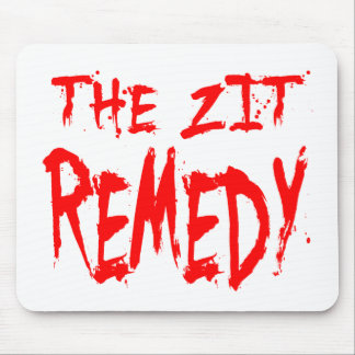 The Zit Remedy Mouse Pad