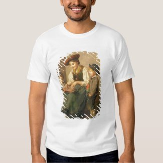 The Zither Player T-Shirt