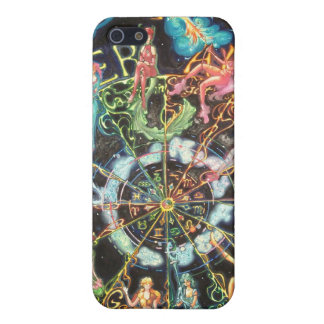 The Zodiac Cover For iPhone SE/5/5s