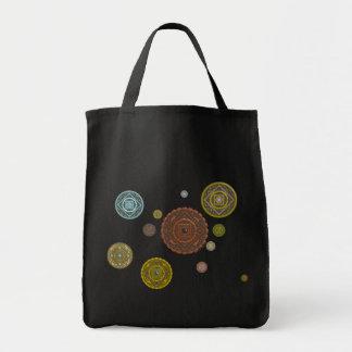 The Zodiac Dark Tote Bag