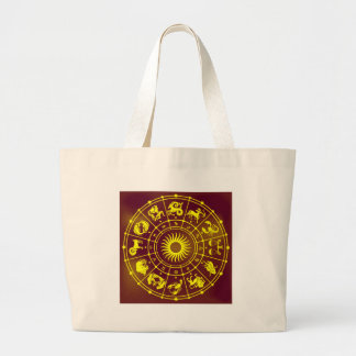 The Zodiac Large Tote Bag