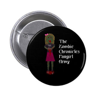 The Zombie Chronicles Fangirl Army Button