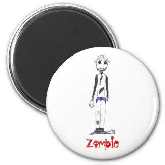 The Zombie Fridge Magnets
