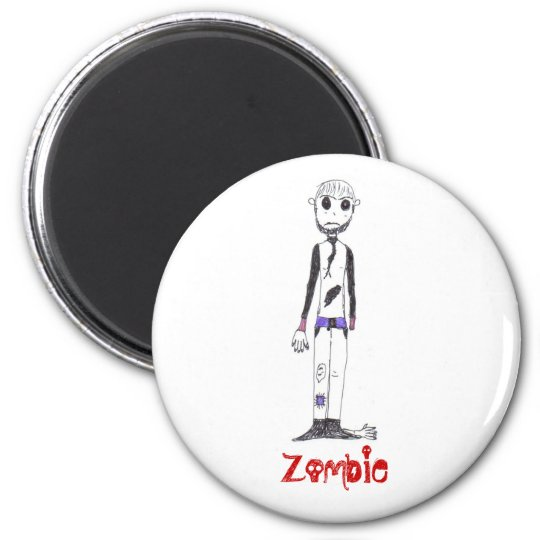 The Zombie Magnet