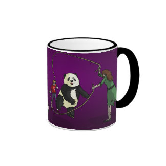 The Zombie-Panda Jump Rope Team, Coffee Mugs