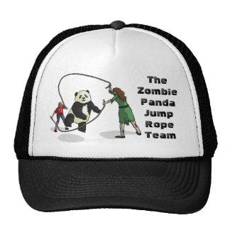 The Zombie-Panda Jump Rope Team, Trucker Hat