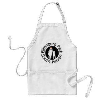 The Zone Adult Apron