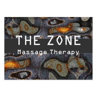 """""""The Zone"""" Large Business Card"""