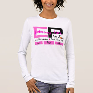The Zone Long Sleeve T-Shirt