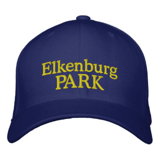 The Zone South Haven, Michigan Embroidered Baseball Hat