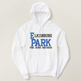 The Zone South Haven, Michigan Embroidered Hoodie