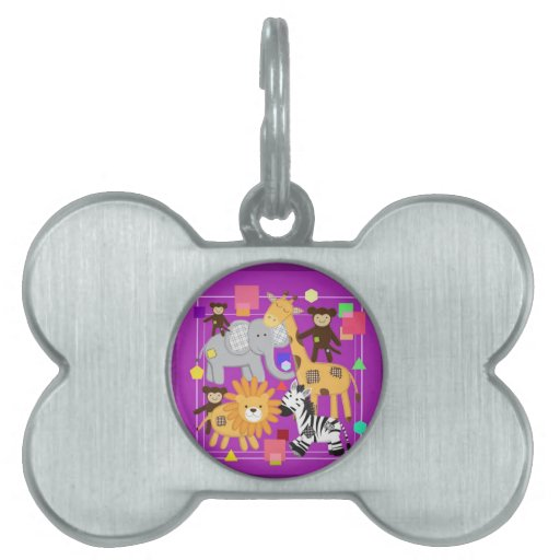 The Zoo. Pet Tag