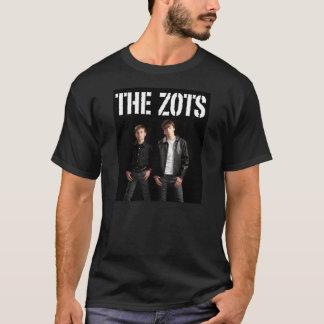 The Zots - Black T-Shirt
