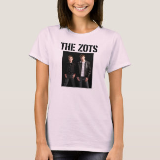 The Zots - Pale Pink Shirt