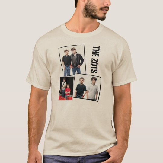 The Zots Photos T-Shirt