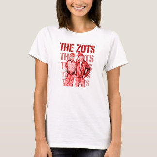 The Zots - Red T-Shirt