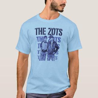 The Zots Sketch - Light Blue Shirt