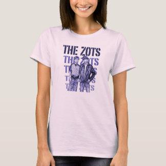 The Zots Sketch - Pink Shirt