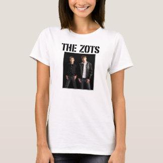 The Zots - White Shirt