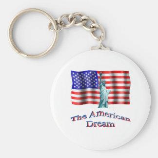 TheAmericanDream Keychain