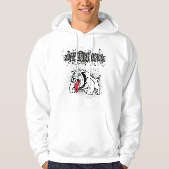 theanswer_bulldog_2 hoodie